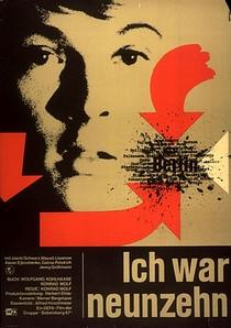 Eu Tinha Dezenove Anos - Poster / Capa / Cartaz - Oficial 1