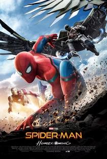 Homem-Aranha: De Volta ao Lar - Poster / Capa / Cartaz - Oficial 9