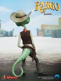 Rango  - Poster / Capa / Cartaz - Oficial 4