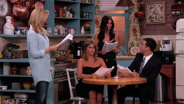 [FRIENDS] A esperada reunião do elenco da série aconteceu no programa do Jimmy Kimmel | Caco na Cuca