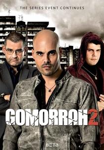 Gomorra (2ª Temporada) - Poster / Capa / Cartaz - Oficial 1