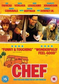 Chef - Poster / Capa / Cartaz - Oficial 3