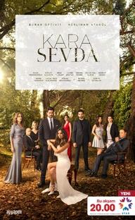 Kara Sevda - Poster / Capa / Cartaz - Oficial 2