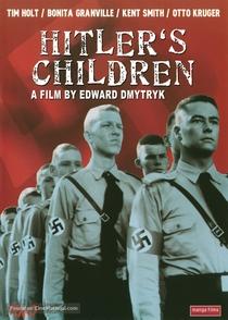 Os Filhos de Hitler - Poster / Capa / Cartaz - Oficial 4