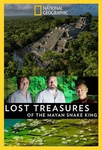 Os Tesouros Perdidos dos Maias - Poster / Capa / Cartaz - Oficial 2