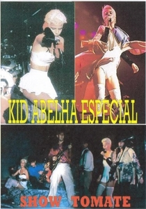 Kid Abelha: Show Tomate - Poster / Capa / Cartaz - Oficial 2
