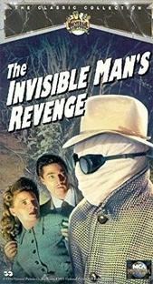 A Vingança do Homem Invisível - Poster / Capa / Cartaz - Oficial 2