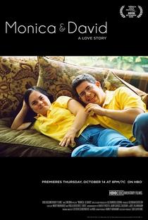 Monica & David - Poster / Capa / Cartaz - Oficial 1