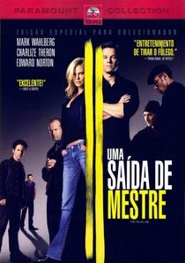 Uma Saída de Mestre - Poster / Capa / Cartaz - Oficial 7