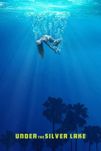 Under the Silver Lake - Poster / Capa / Cartaz - Oficial 1
