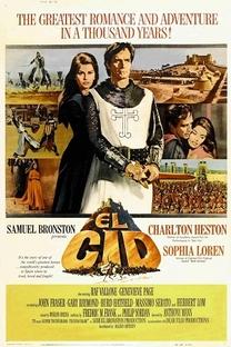 El Cid - Poster / Capa / Cartaz - Oficial 1