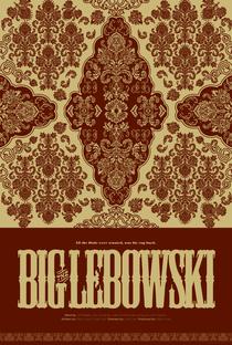 O Grande Lebowski - Poster / Capa / Cartaz - Oficial 3