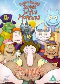 Os Sete Monstrinhos - Poster / Capa / Cartaz - Oficial 2