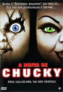 A Noiva de Chucky - Poster / Capa / Cartaz - Oficial 2