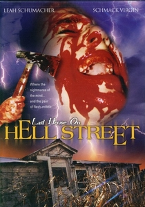 Last House on Hell Street - Poster / Capa / Cartaz - Oficial 2
