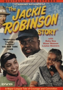 A História de Jackie Robinson - Poster / Capa / Cartaz - Oficial 3