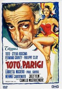Toto em Paris - Poster / Capa / Cartaz - Oficial 1