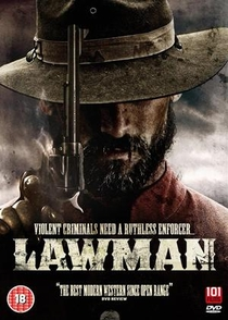 Lawman - Poster / Capa / Cartaz - Oficial 1