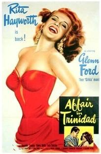 Uma Viúva em Trinidad - Poster / Capa / Cartaz - Oficial 2