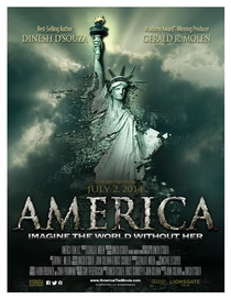 America: Imagine the World Without Her - Poster / Capa / Cartaz - Oficial 1