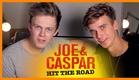 #ProjectJaspar is revealed! - Joe and Caspar Hit The Road