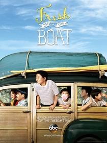 Fresh Off the Boat (3ª Temporada) - Poster / Capa / Cartaz - Oficial 1