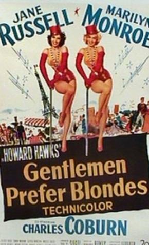 Os Homens Preferem as Loiras - 1953 | Filmow
