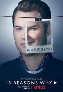 13 Reasons Why (2ª Temporada) - Poster / Capa / Cartaz - Oficial 2