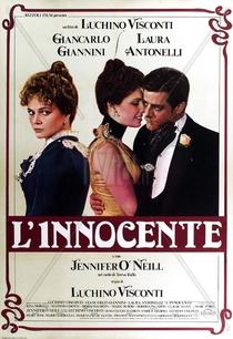 O Inocente - Poster / Capa / Cartaz - Oficial 3
