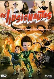 Os Ilusionautas - Poster / Capa / Cartaz - Oficial 3