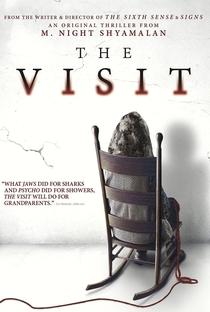 A Visita - Poster / Capa / Cartaz - Oficial 7