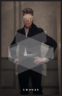 David Bowie: Blackstar - Poster / Capa / Cartaz - Oficial 1