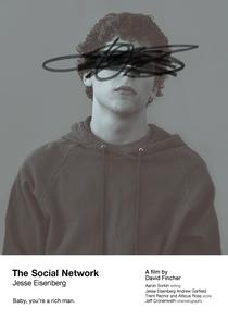 A Rede Social - Poster / Capa / Cartaz - Oficial 5