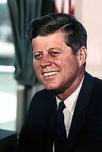 John F. Kennedy - Poster / Capa / Cartaz - Oficial 1