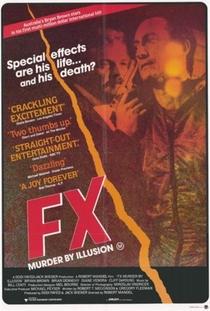 FX - Assassinato Sem Morte - Poster / Capa / Cartaz - Oficial 6