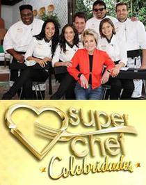 Super Chef Celebridades (1ª Temporada) - Poster / Capa / Cartaz - Oficial 1