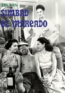 Simbad, O Mareado - Poster / Capa / Cartaz - Oficial 1