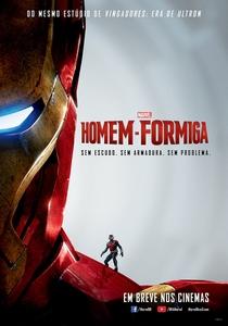 Homem-Formiga - Poster / Capa / Cartaz - Oficial 8