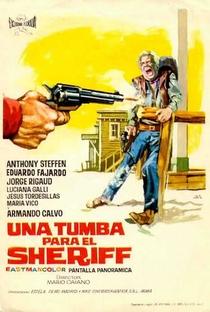 Um Caixão para o Xerife - Poster / Capa / Cartaz - Oficial 2