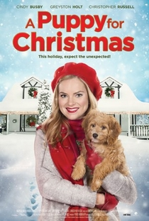 A Puppy For Christmas - Poster / Capa / Cartaz - Oficial 1