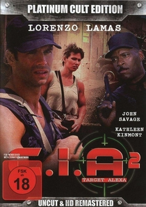 C.I.A. II - Missão Alexa - Poster / Capa / Cartaz - Oficial 3