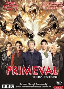 Primeval (2ª Temporada) - Poster / Capa / Cartaz - Oficial 1