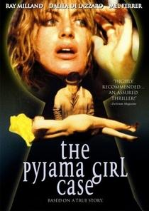 A Moça de Pijama Amarelo - Poster / Capa / Cartaz - Oficial 6