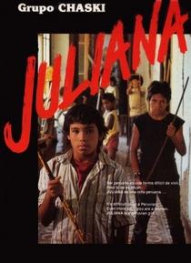 Juliana - Poster / Capa / Cartaz - Oficial 1