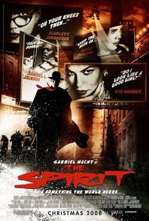 The Spirit: O Filme - Poster / Capa / Cartaz - Oficial 1
