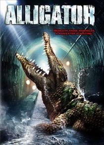 Alligator - O Jacaré Gigante - Poster / Capa / Cartaz - Oficial 2