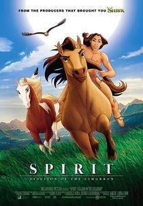Spirit - O Corcel Indomável - Poster / Capa / Cartaz - Oficial 5
