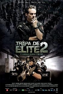 Tropa de Elite 2 - O Inimigo Agora é Outro - Poster / Capa / Cartaz - Oficial 1
