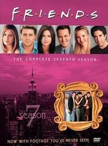 Friends (7ª Temporada) - Poster / Capa / Cartaz - Oficial 1