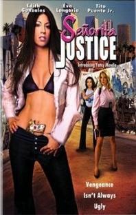 Senhorita Justiça - Poster / Capa / Cartaz - Oficial 1